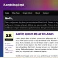 RS19  - Free CSS Template