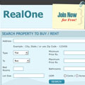 RealOne  - Free CSS Template
