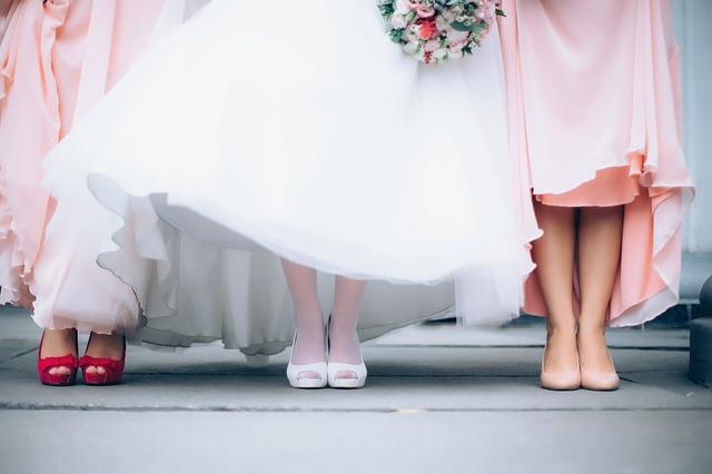 wedding clothing